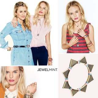 Kate Bosworth JewelMint Collection Spring 2012 Lookbook