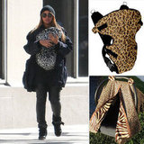 The Best Beyoncé-Inspired Animal-Print Baby Carriers