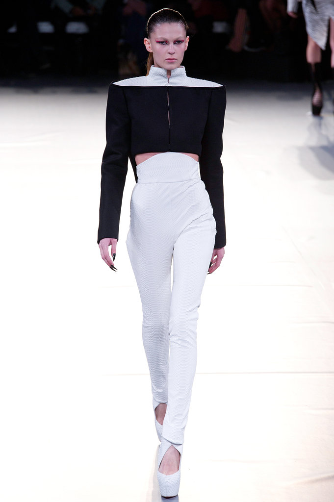 Mugler Fall 2012