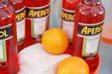 Aperol Bottles