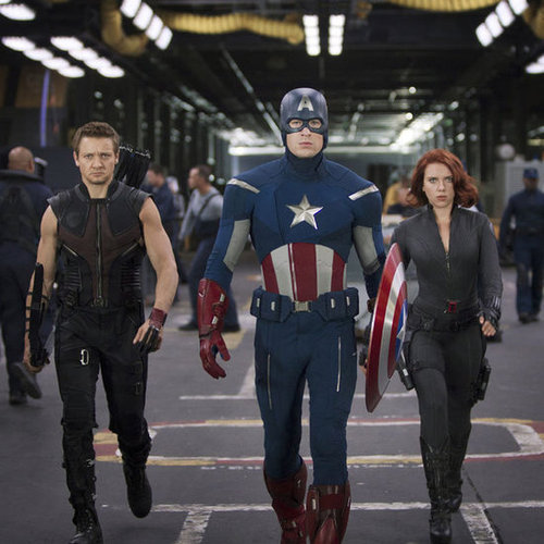 The Avengers Trailer Full