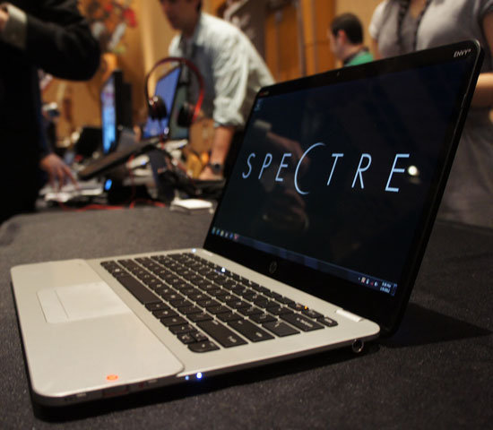 HP Envy 14 Spectre ($1,400)
