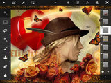 Photoshop Touch for iPad ($10)