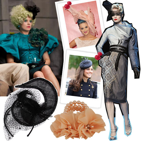 Effie Trinket's Ladylike Fascinators
