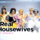 Disney Housewives SNL With Lindsay Lohan