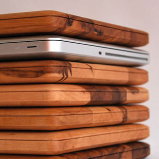 Wooden Accessories For iPod, iPad