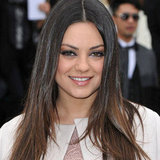 Mila Kunis at Christian Dior