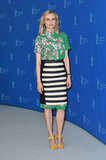 How Celebrities Wear Mixed Prints
