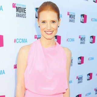 Jessica Chastain Red-Carpet Style