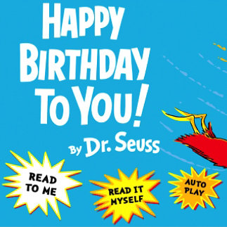 Dr. Seuss Book and Game Apps
