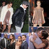 Jennifer Lopez Parties and Helps Pick the American Idol Top 13