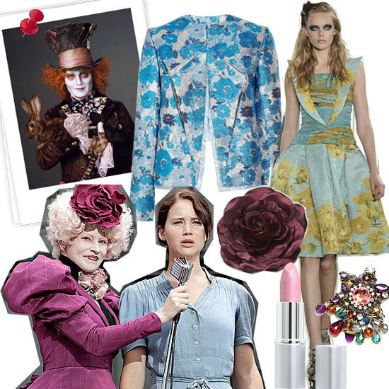 With Hunger Games mania on our minds, we couldn't help but speculate which couturiers and ready-to-wear masters would outfit the Capitol and District citizens best. Take a look at all the Hunger Games fashion now.
