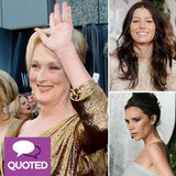 Famous Women on Getting Older and Wiser