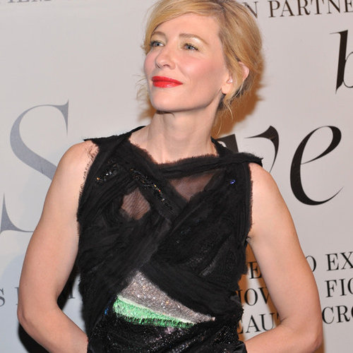 Cate Blanchett Uses Emu Oil to Moisturise and Treat Scars and Sunburn