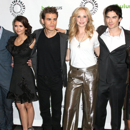 Vampire Diaries PaleyFest Panel Quotes and Pictures