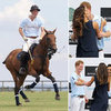 Prince Harry Pictures Kissing Brazilian Model