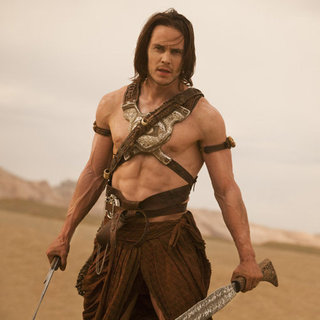 Taylor Kitsch Shirtless Pictures John Carter