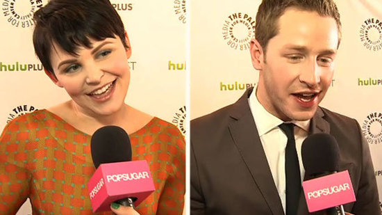 Video: The Cast of Once Upon a Time Reveals What's Ahead This Season