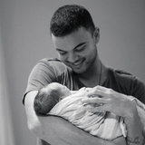 Guy Sebastian and Wife Jules Welcome a Baby Boy, Hudson James! See First Twitter Pictures