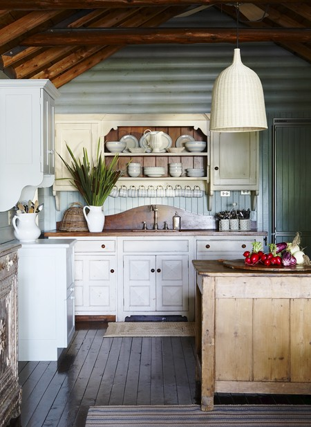 Chic country living