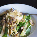 Warm Artichoke and Mushroom Salad Recipe