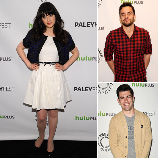 Zooey Deschanel and Her New Girl Costars Bring Big Laughs to PaleyFest