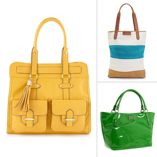 Save vs. Splurge: 10 Cute Travel Totes For Spring