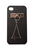 The Jagger Edge iPhone Case With Cross Charm ($69, originally $118) is punk rock with a feminine twist.