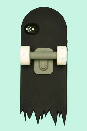 The Black Skate Deck ($45) case for iPhone 4 is an Opening Cermony exclusive collaboration with Candies.