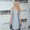 Dakota Fanning in Miu Miu in NYC