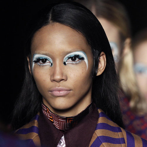 Paris Fashion Week: Fall 2012 Fall Makeup and Hair