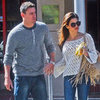 Channing Tatum and Jenna Dewan Holding Hands Pictures