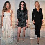 Marc Jacobs Kicks Off His LV Exhibit With Kristen, Gwyneth, and SJP