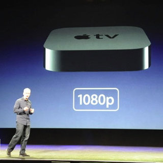 New Apple TV at iPad Apple Event