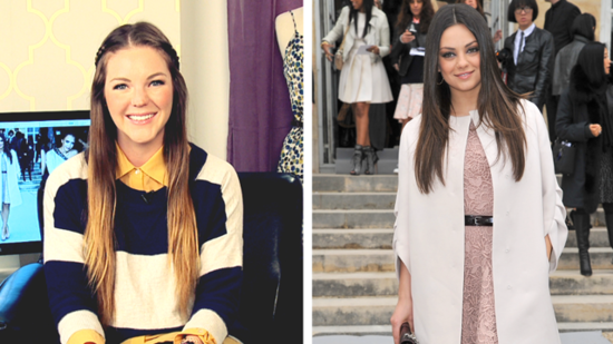 Mila Kunis, Jessica Alba, and More Heat Up the Front Row at Paris Fashion Week!