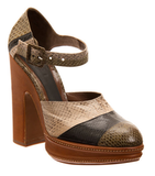Marni Mary Jane Clog ($319, originally $810)