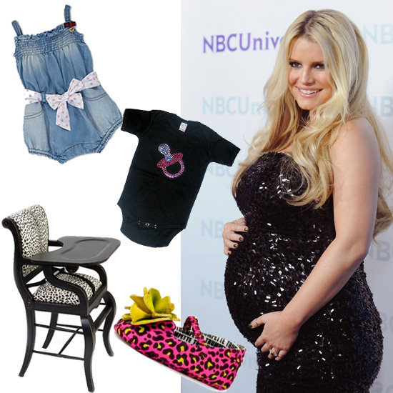 It's a Girl For Jessica Simpson! What to Buy For the Baby Who's (Already) Got It All