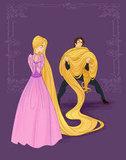 Prom Rapunzel