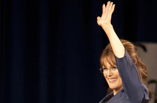 Julianne Moore Talks Being Sarah Palin