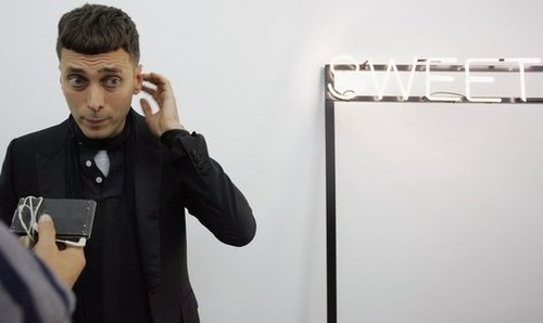 Hedi Slimane To Take Stefano Pilati's Job at Yves Saint Laurent According to Suzy Menkes