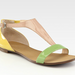Boutique 9 Piraya Patent Leather T-Strap Sandals ($79)