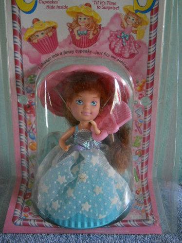 Cupcake Dolls