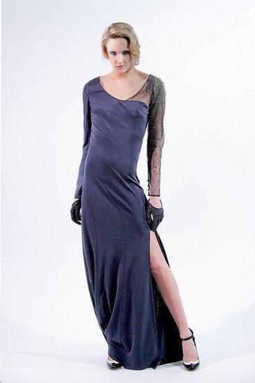 Purple T-Dress