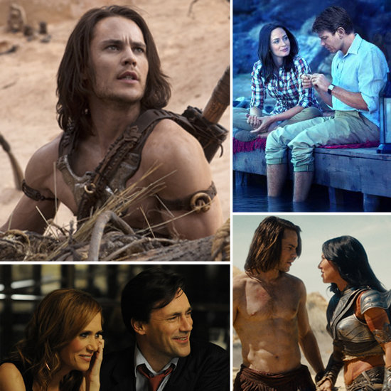 JOHN CARTER Movie Pictures