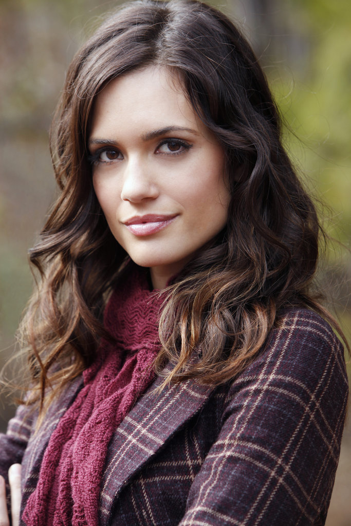 Torrey DeVitto as Meredith in The Vampire Diaries. Photo courtesy of The CW