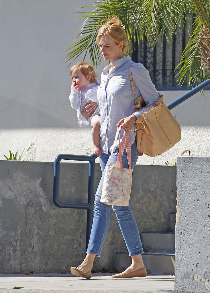 Nicole Kidman and Faith Urban hung out in LA.