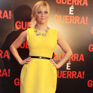 Reese Witherspoon New Production Company Announcement in Rio