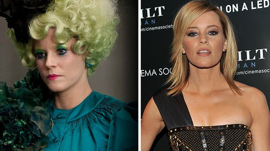 Elizabeth Banks on Becoming Effie and Her Favorite Hunger Games Scene!