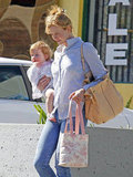 Nicole Kidman and Faith Urban spent a sunny day together.
