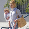 Nicole Kidman Pictures at Children&#039;s Gym With Faith Urban
